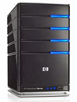 HP Server network support  backup data  data safe